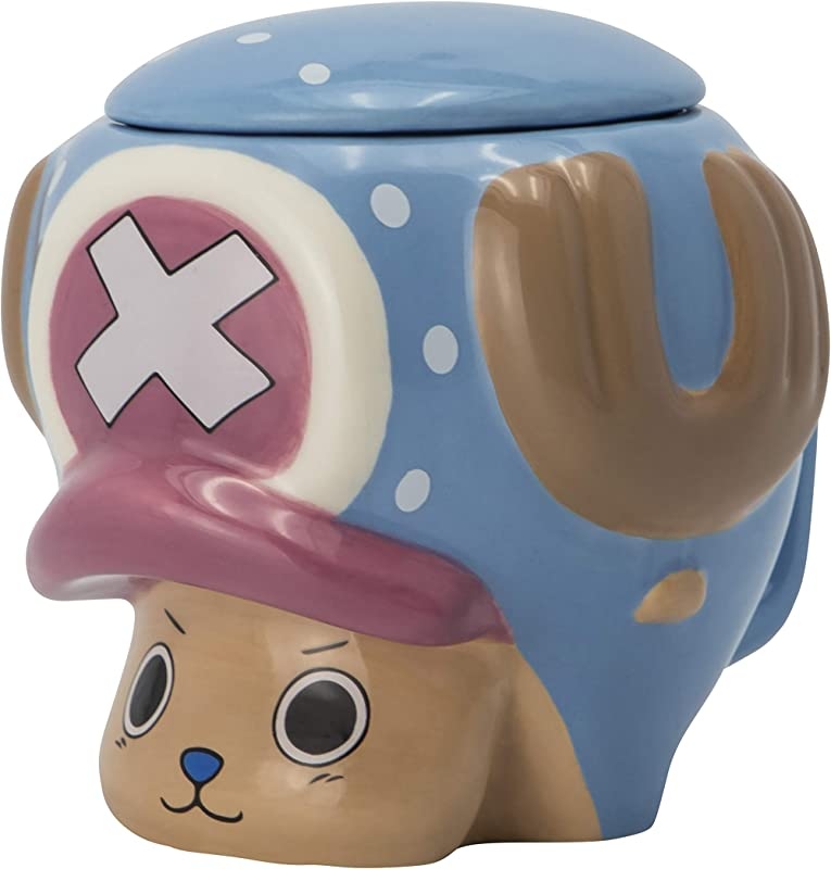 ONE PIECE Chopper Figural 3D Mug 11 Oz