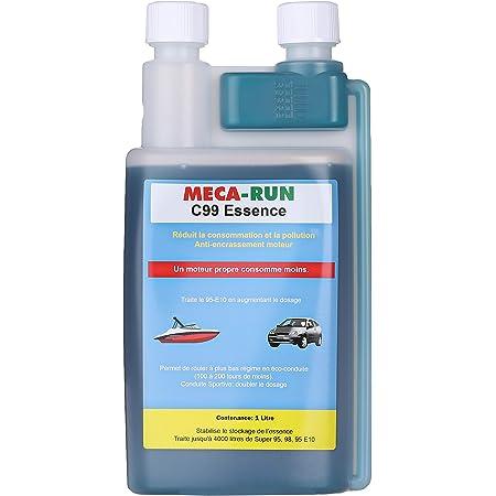 MECA-RUN C99E Additif pour Huile Moteur - C 99 Essence 1 Litre