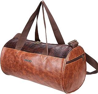 Killer Royal PU 21 Litre Stylish Tan Gym Bag