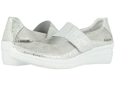 Mephisto Coleta (Silver Crash/Light Grey Pipa) Women