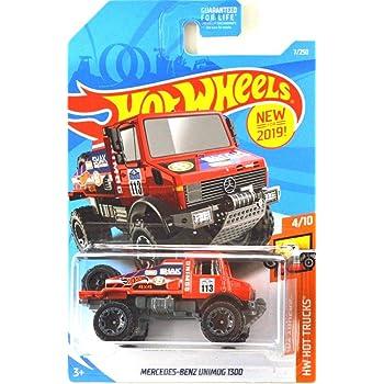 Hot Wheels Mercedes-Benz Unimog 1300   HW Hot Trucks   NEU