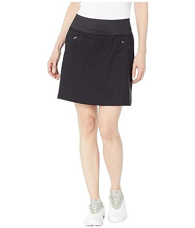 PUMA Golf PWRSHAPE 18 Skirt (PUMA Black) Women