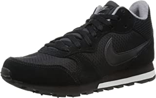 Nike Womens Md Runner Mid Hi Top Trainers 807172 Sneakers Shoes