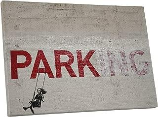 Best banksy parking print Reviews