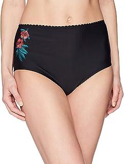 Coastal Blue Women's Swimwear High Waist Bikini Bottom