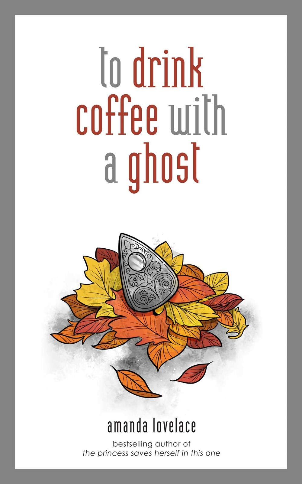 Image OfTo Drink Coffee With A Ghost