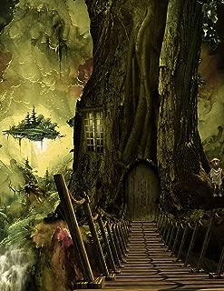 Notebook: fantasy world earth fairyland world universe parallel universe