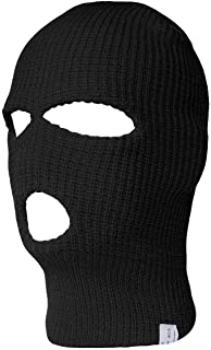TopHeadwear 3 Hole Ski Face Mask Balaclava