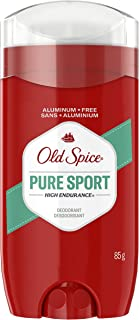 Old Spice High Endurance Deodorant for Men, Aluminum Free, 48 Hour Protection, Original Scent, 85 g