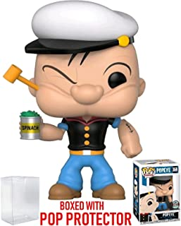 Funko Pop! Specialty Series: Popeye Vinyl Figure (Bundled with Pop Box Protector Case)
