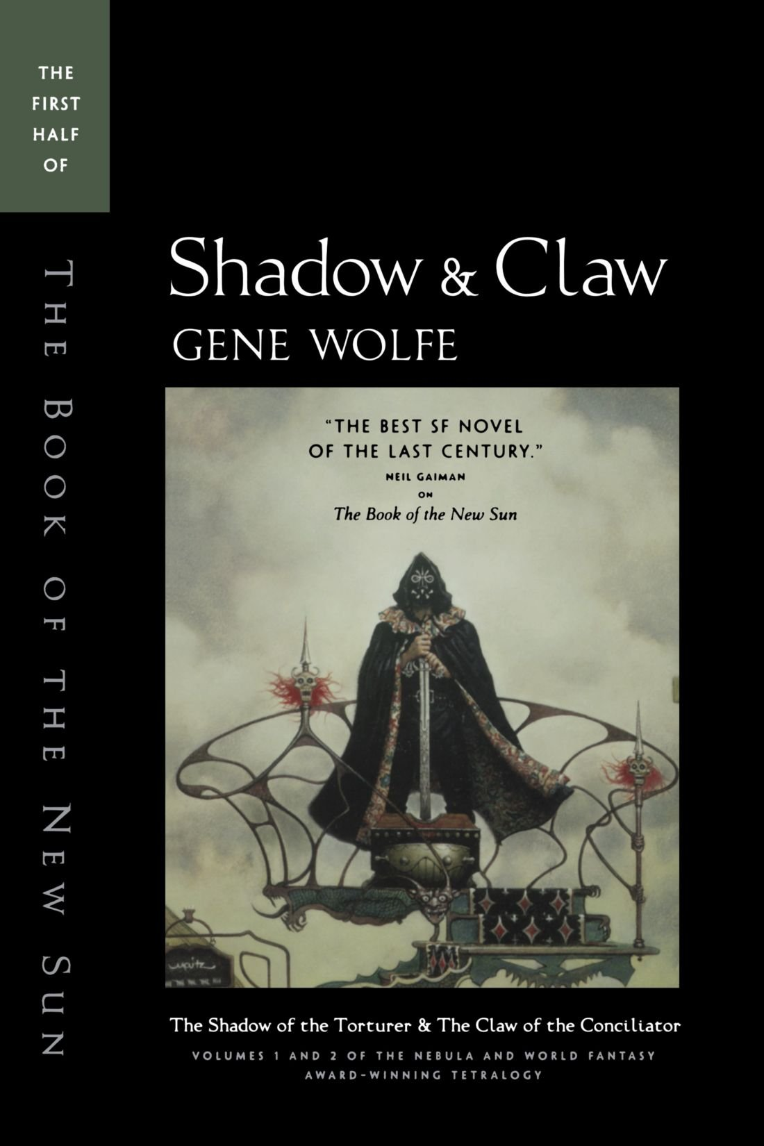 Image OfShadow & Claw: The First Half Of 'The Book Of The New Sun'
