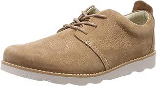 Clarks 男童 Crown Park K 德比鞋