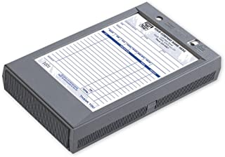 CheckSimple Portable Register - Plastic Register for 5 1/2 x 8 1/2 Forms (1 Qty)