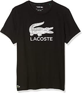Men's Sport Short Sleeve Graphic Logo Techinical Jersey T-Shirt