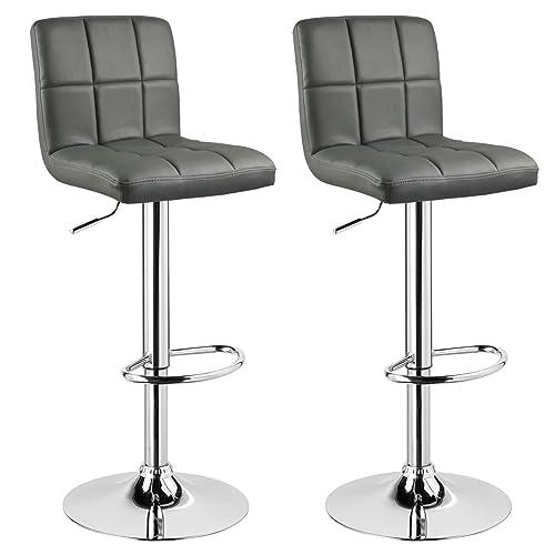 Wondrous Grey Bar Stool Amazon Co Uk Beatyapartments Chair Design Images Beatyapartmentscom