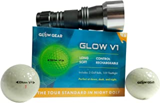 glow in the dark golf equipment