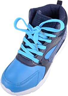 Absolute Footwear Kids/Childrens/Girls/Boys Casual Lace Up High Tops/Trainers/Shoes/Pumps