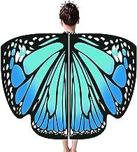 Shireake Baby Cartoon Butterfly Wings Costume Play Butterfly Wings for Kids