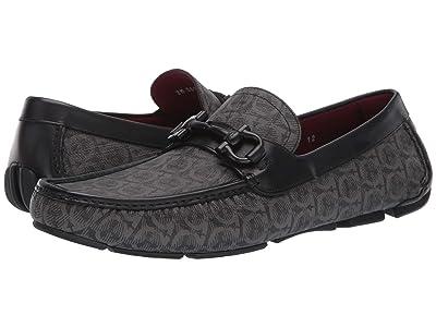 Salvatore Ferragamo Parigi 19 Loafer (Grey/Black) Men