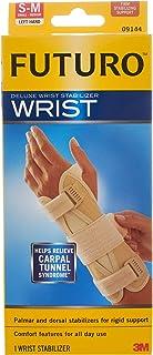 Futuro Deluxe Wrist Stabilizer, Left, Size S - M
