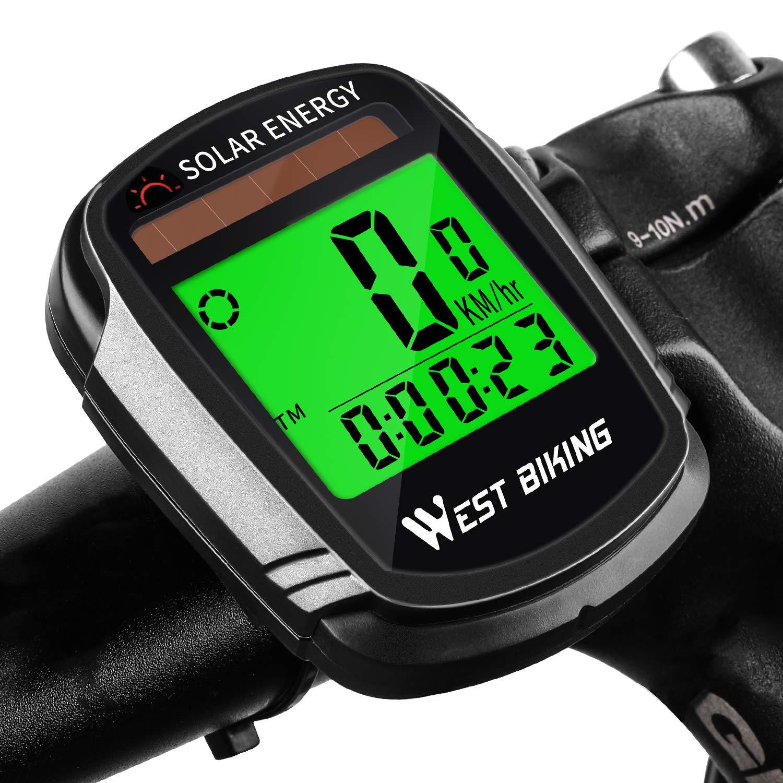 ICOCOPRO Speedometer Waterproof Backlight Multi Functions