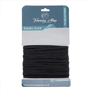 6 mm plat elastisch koord, sterk en elastisch elastiek plat elastisch koord voor breien, kunst en ambachtelijke accessoire...