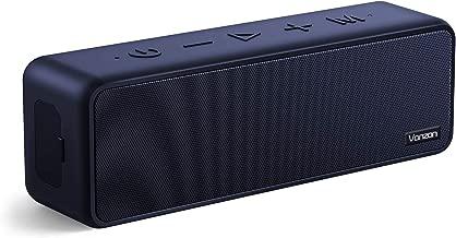 Bluetooth Speakers – Vanzon X5 Pro Portable Wireless Speaker V5.0 with 20W Loud..