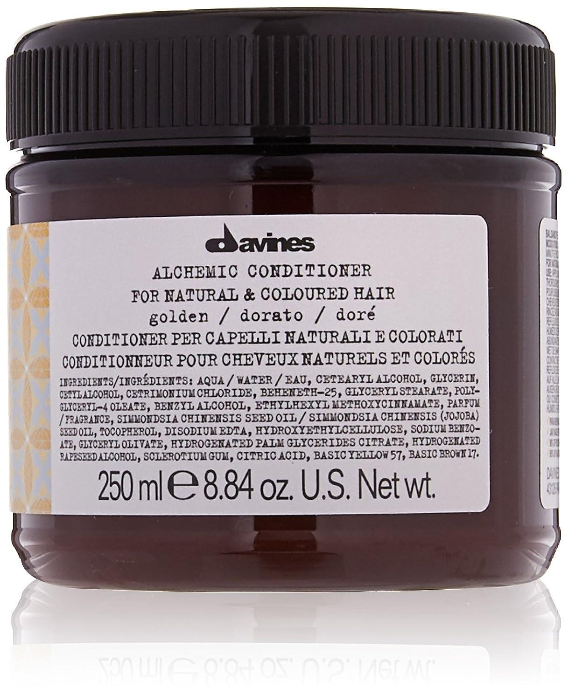 褒賞ストライク南方のダヴィネス Alchemic Conditioner - # Golden (For Natural & Coloured Hair) 250ml/8.84oz並行輸入品