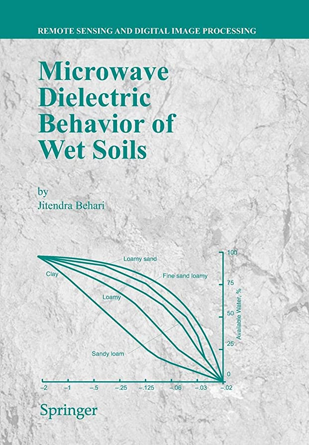横に滝矢じりMicrowave Dielectric Behaviour of Wet Soils (Remote Sensing and Digital Image Processing)