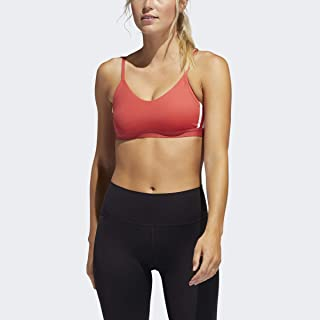 adidas Women's All Me 3 Stripe Bra