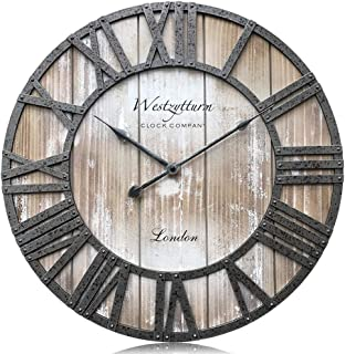 Best big wooden clock Reviews