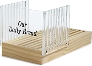 Norpro Bread Slicer and Guide with Crumb Catcher (370)