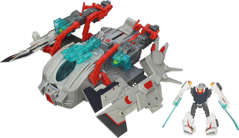 Transformers Prime Cyberverse STAR HAMMER Vehicle with 7cm Legion WHEELJACK WHEELJACK WHEELJACK 62fbbd