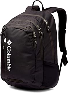 "Columbia Winchuck 15"" Laptop Backpack Omni Shield School Daypack (Black)"