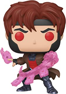 Funko POP Marvel: X-Men Classic– Gambit w/ Cards