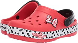 CrocsFunLab Minnie Dots Clog (Toddler/Little Kid)