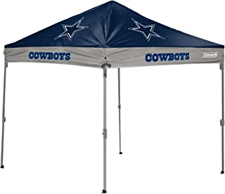 NFL Straight Leg Canopy with Case, 10 x 10 (All Team Options)