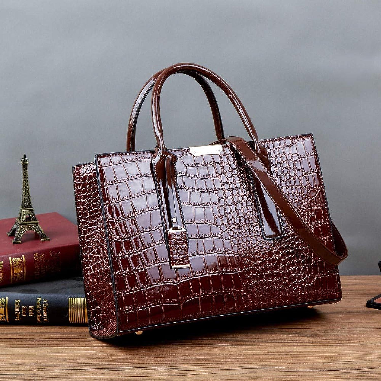 e1578fcd57d65 Shoulder Bag,Women Vintage Handbag,Ladies Casual CrossBody Bag Tote,Female  Fashion Crocodile