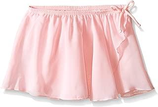 Girls' Dance Basic Wrap Skirt