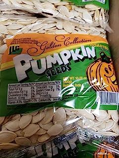 Golden Collection Unsalted Roasted Pumpkin Seeds 300gr