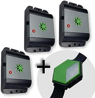 Isotronic Ahuyentador de Ratones/Ratas con ultrasonidos,