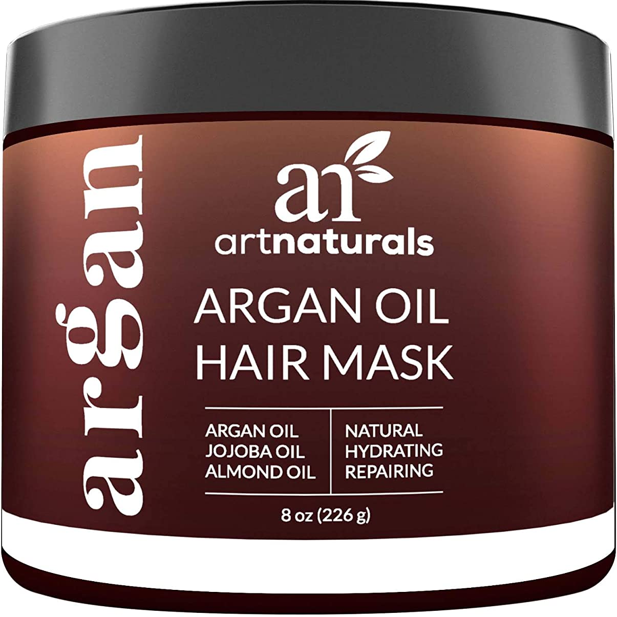 追加する苦しむ良性Artnaturals アルガンオイルヘアマスク 226g [並行輸入品]