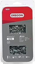 Oregon S56T AdvanceCut 16-Inch Chainsaw Chain, Fits Husqvarna, Echo, Craftsman, Homelite, Poulan (2-Pack) (2 Pack)