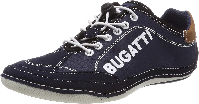 Bugatti denim Herren-Slipper blue (5)