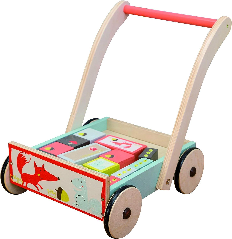 Andreu Toys Toys Toys lb15203 Craft Trikes 18 Stück Push entlang Warenkorb, 34 x 39 x 28 cm B079SJHDGR | Qualität zuerst  444331