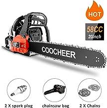 COOCHEER Chainsaw 58CC 20