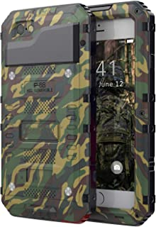 Beeasy Funda Antigolpes para iPhone 6 Plus /6S Plus, Carcasa