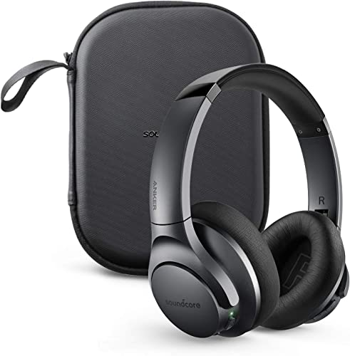 popular Anker outlet sale Soundcore Life Q20 Hybrid Active Noise Cancelling Headphones, Wireless Over Ear Bluetooth Headphones with 40H Playtime, Hi-Res Audio, Deep outlet online sale Bass, Memory Foam Ear Cups and Headband for Travel,Work outlet sale