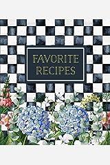 Recipe Binder - Favorite Recipes (Hydrangea) Hardcover