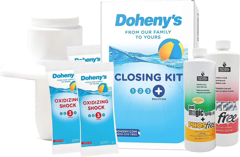 Doheny's Ultimate 本日の目玉 Pool Winterizing and Kit Chemical お気に入 Mas Closing